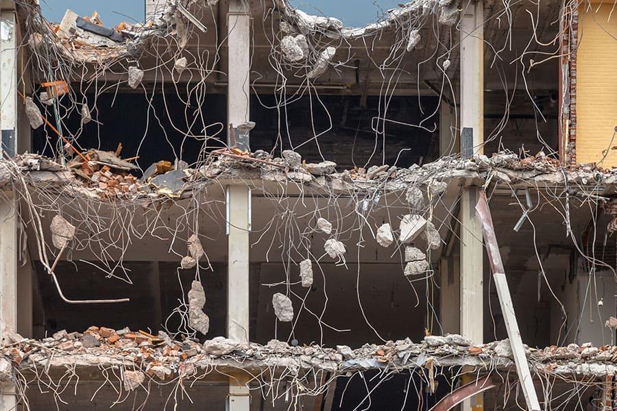 Az épületbontás árát meghatározó tényezők
