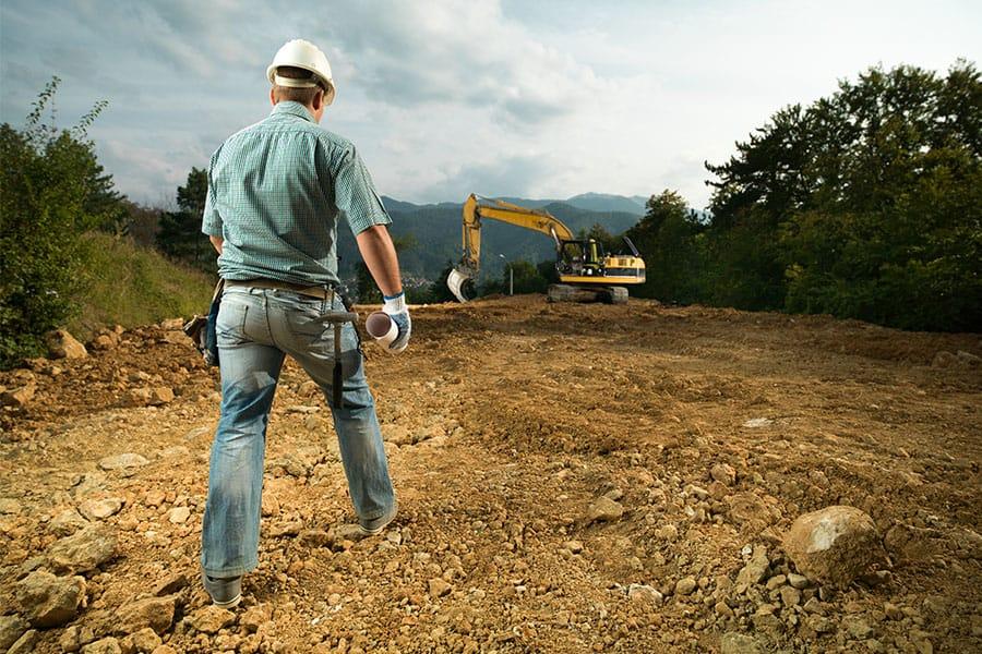 4 földmunka szabály új otthonának tervezésekor