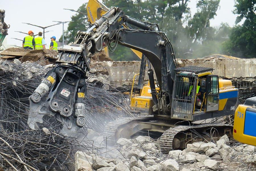 Mítoszok az épületbontásról