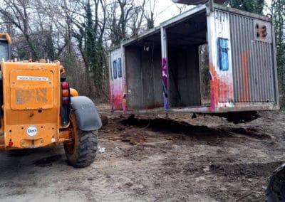 épület bontás, épületbontás