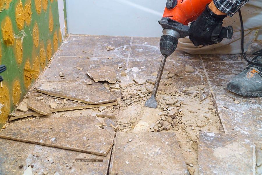 családi ház bontás, házbontás, épületbontás, bontás, bontási munkák