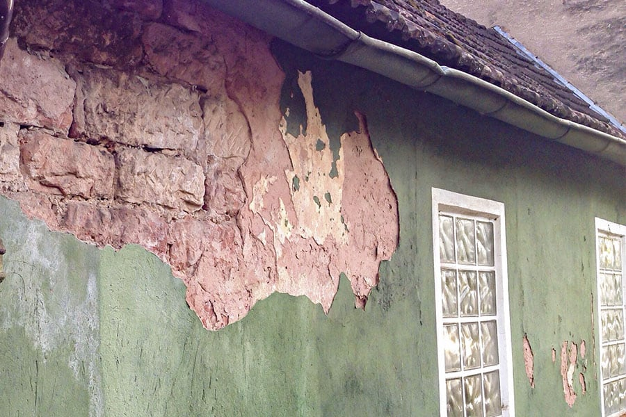 Családi ház bontása, házbontás, épületbontás