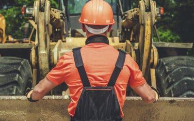 4 dolog, amire a földmunkagépek kezelői odafigyelnek